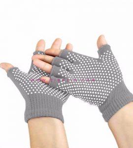 دستکش ضد لغزش يوگا و پيلاتس : طوسی