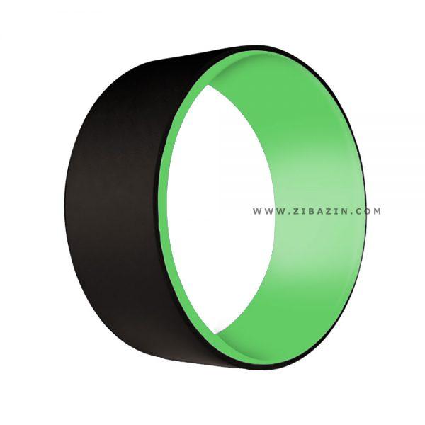 يوگا ويل (چرخ يوگا) : سبز