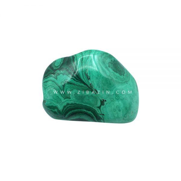سنگ راف مالاکیت کد 3