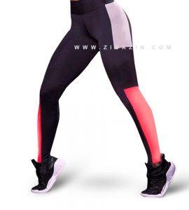 لگینگ ورزشی طرحدار : کد ۳