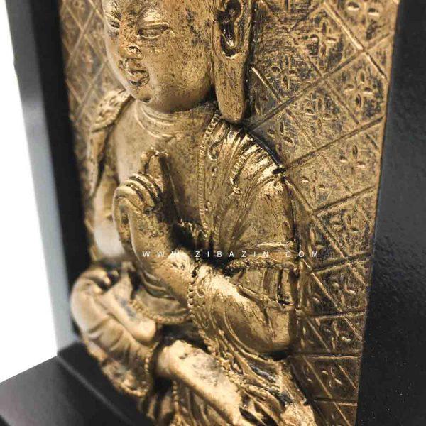 جاشمعی ايستاده طرح بودا : طلايی کد ۲