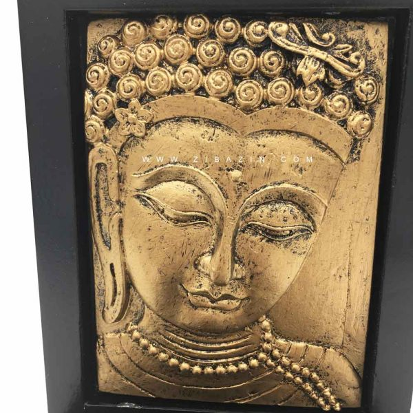 جاشمعی ايستاده طرح بودا : طلايی کد ۱