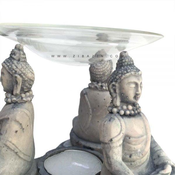 اسانس سوز پایه دار طرح : بودا